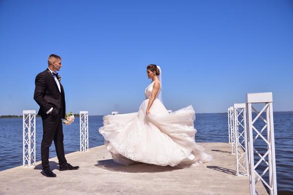 Свадебная фотосессия - фото №12