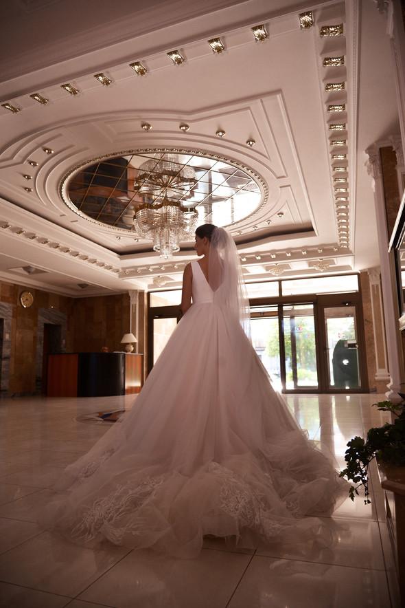 Свадебная фотосессия - фото №18