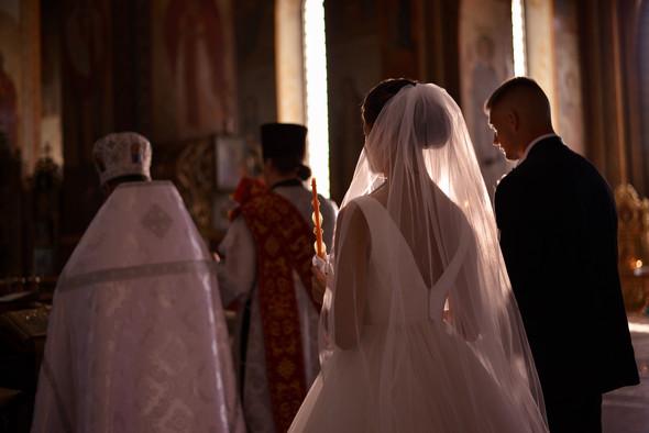 Свадебная фотосессия - фото №6