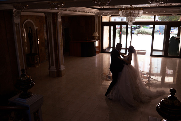 Свадебная фотосессия - фото №20