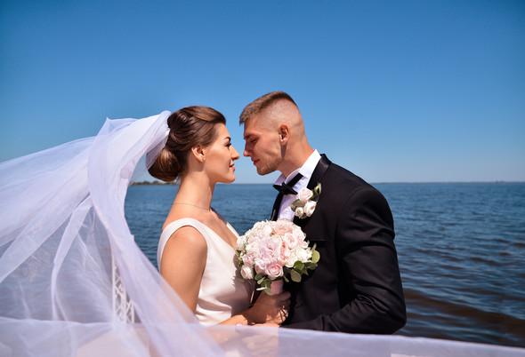 Свадебная фотосессия - фото №13