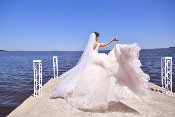 Свадебная фотосессия - фото №9