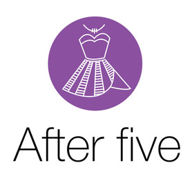 After five
