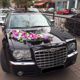 Chrysler 300C - авто на свадьбу в Харькове - портфолио 1