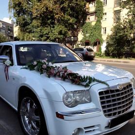 Chrysler 300C - авто на свадьбу в Харькове - портфолио 2