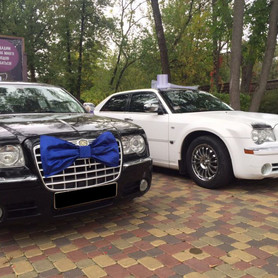 Chrysler 300C - авто на свадьбу в Харькове - портфолио 3