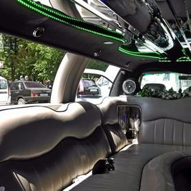 Rolls Royce Excalibur - авто на свадьбу в Харькове - портфолио 3