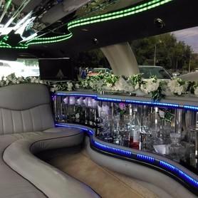 Rolls Royce Excalibur - авто на свадьбу в Харькове - портфолио 2