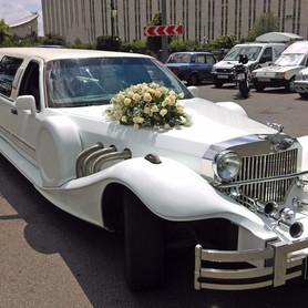 Rolls Royce Excalibur - авто на свадьбу в Харькове - портфолио 1