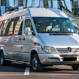 Mercedes Sprinter - авто на свадьбу в Харькове - портфолио 1
