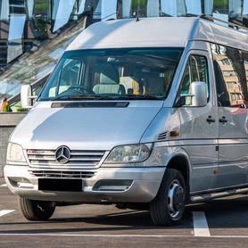 Mercedes Sprinter - авто на свадьбу в Харькове - портфолио 3