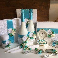 Wedding la Fleur - свадебные аксессуары в Днепре - фото 3