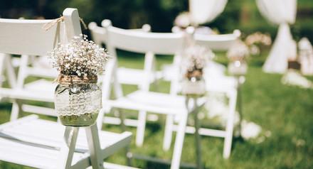 Закажите свадьбу у нас за 3 месяца до вашего события и получите скидку