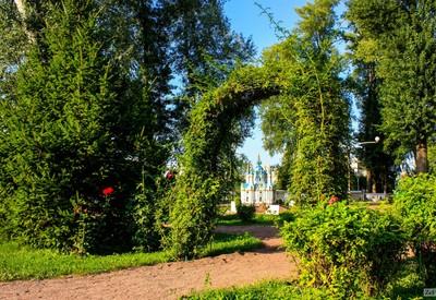 Парк «Украина в миниатюре» - место для фотосессии в Киеве - портфолио 2