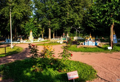 Парк «Украина в миниатюре» - место для фотосессии в Киеве - портфолио 4