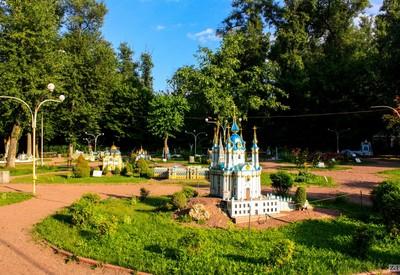 Парк «Украина в миниатюре» - место для фотосессии в Киеве - портфолио 3