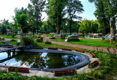Парк «Украина в миниатюре» - место для фотосессии в Киеве - портфолио 1