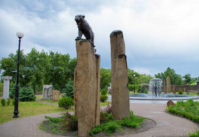 Сад камней - место для фотосессии в Киеве - портфолио 5