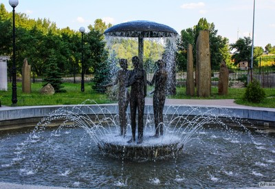 Сад камней - место для фотосессии в Киеве - портфолио 6