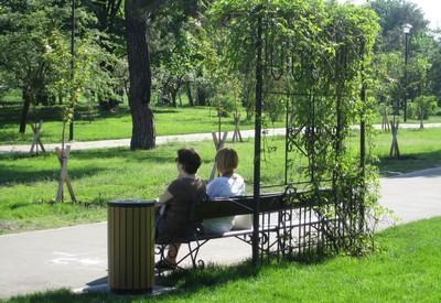 Парк Киото - место для фотосессии в Киеве - портфолио 4