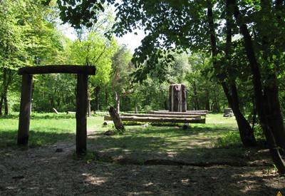 Лысая гора - место для фотосессии в Киеве - портфолио 3