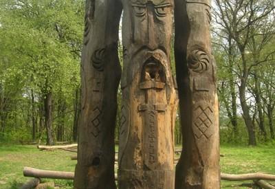 Лысая гора - место для фотосессии в Киеве - портфолио 1