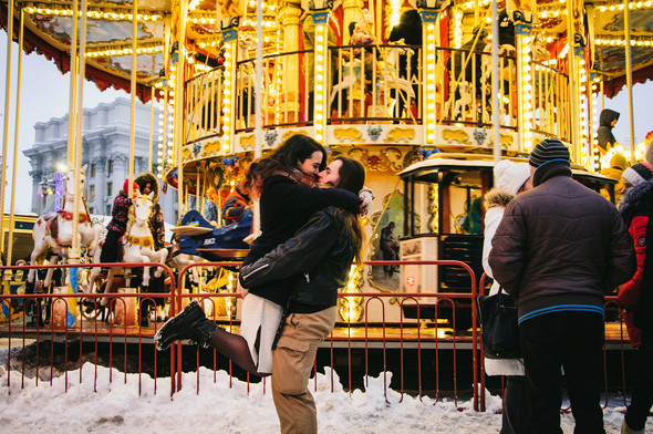 LoveStory. Masha + Lesha - фото №9