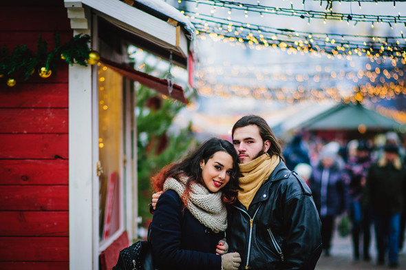 LoveStory. Masha + Lesha - фото №1