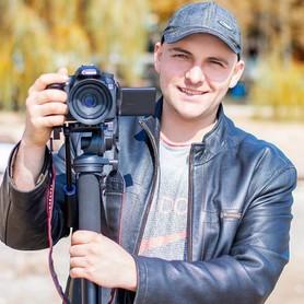 Видеограф Дмитрий Щербак