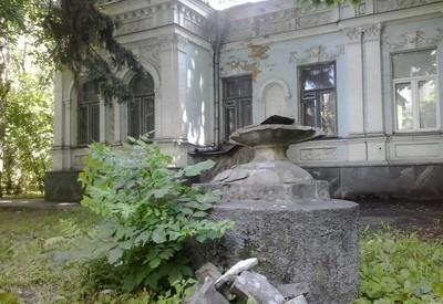 Парк Института педиатрии, акушерства и гинекологии - место для фотосессии в Киеве - портфолио 3