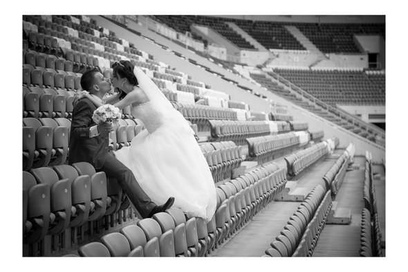 Свадьба Александра и Алины - фото №10