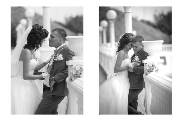 Свадьба Александра и Алины - фото №4