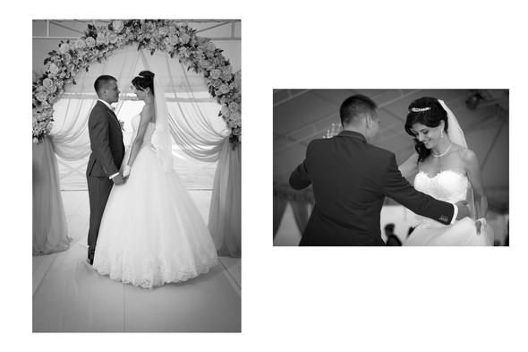 Свадьба Александра и Алины - фото №17