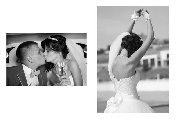 Свадьба Александра и Алины - фото №5