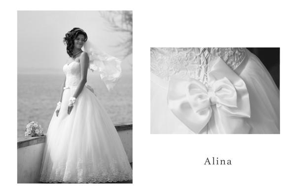 Свадьба Александра и Алины - фото №2