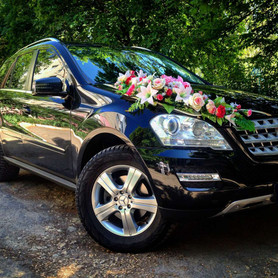 Mercedes ML - авто на свадьбу в Николаеве - портфолио 3