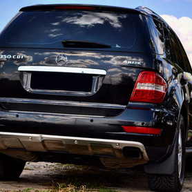 Mercedes ML - авто на свадьбу в Николаеве - портфолио 2