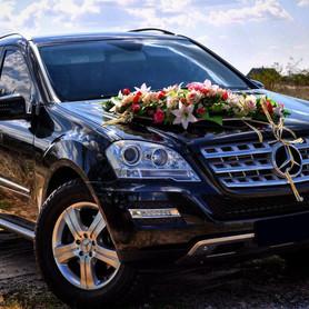 Mercedes ML - авто на свадьбу в Николаеве - портфолио 1