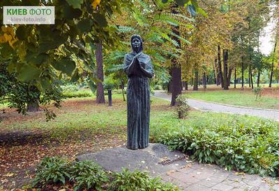Городской сад - место для фотосессии в Киеве - портфолио 5