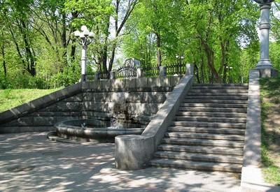 Городской сад - место для фотосессии в Киеве - портфолио 1