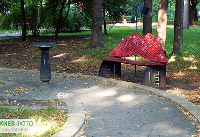 Городской сад - место для фотосессии в Киеве - портфолио 4