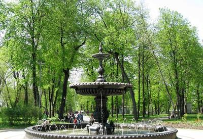 Городской сад - место для фотосессии в Киеве - портфолио 6