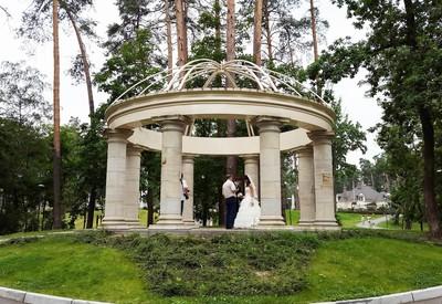 Бучанский городской парк - фото 1