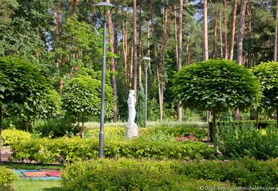 Бучанский городской парк - место для фотосессии в Херсоне - портфолио 6