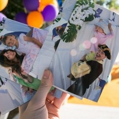 Моментальная фотопечать на свадьбе - фото 1