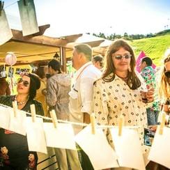 Моментальная фотопечать на свадьбе - фото 4