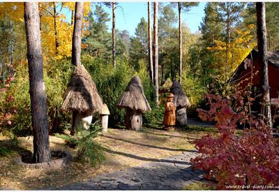 Этнографический музей «Украинское село» - место для фотосессии в Херсоне - портфолио 1