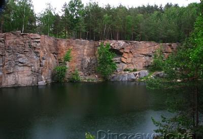 Коростышевские карьеры - место для фотосессии в Радомышле - портфолио 6