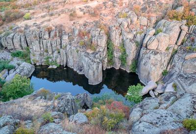 Актовский каньон - место для фотосессии в Николаевской области - портфолио 1