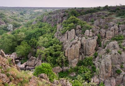 Актовский каньон - место для фотосессии в Николаевской области - портфолио 6